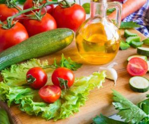 imagen de beneficios de la dieta mediterránea