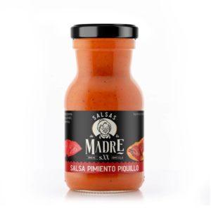imagen de salsa de pimientos del piquillo