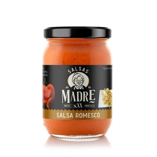 imagen de salsa romescu tradicional